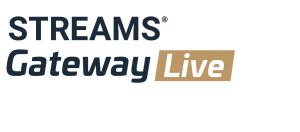 STREAMS Gateway Live